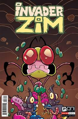 Invader Zim (Comic Book) #27