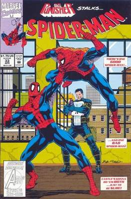 Spider-Man (Vol. 1 1990-2000) (Comic Book) #33