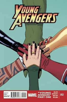Young Avengers Vol. 2 (2013-2014) (Comic-book) #12