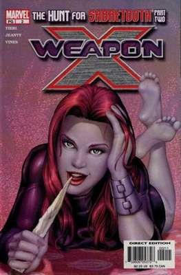 Weapon X Vol. 2 (2002-2004) (Comic Book) #2