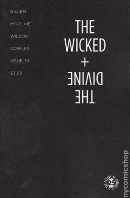 The Wicked + The Divine (Comic Book) #33