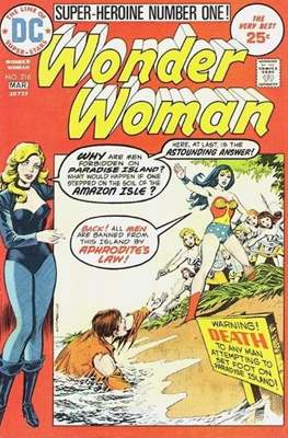 Wonder Woman Vol.1 (Comic Book) #216