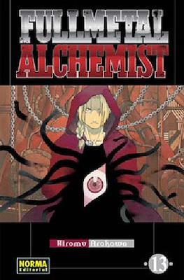 Fullmetal Alchemist (Rústica con sobrecubierta) #13
