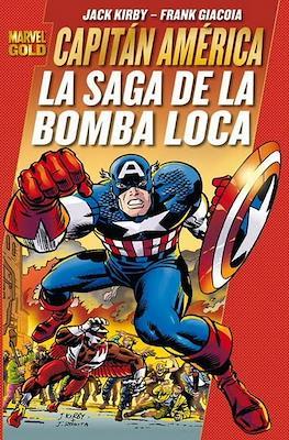 Capitán América. Marvel Gold