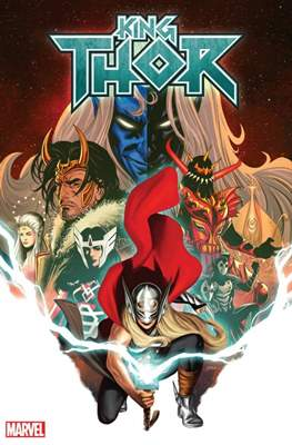 King Thor (Variant Cover) (Comic Book) #4.1