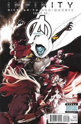Avengers Vol. 5 (2013-2015) (Comic Book) #23