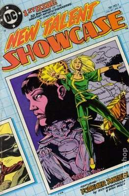 New Talent Showcase Vol. 1 #1