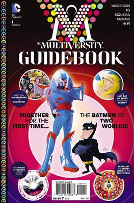 The Multiversity Guidebook (2015)
