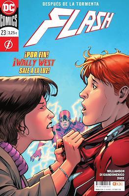 Flash. Nuevo Universo DC / Renacimiento (Rústica / Grapa.) #37/23