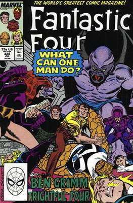 Fantastic Four Vol. 1 (1961-1996) (saddle-stitched) #328