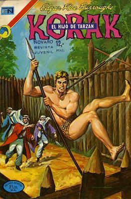 Korak, el hijo de Tarzán (Grapa 36 pp) #8