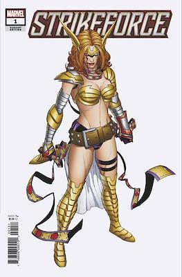 Strikeforce (2019- Variant Cover) (Comic Book) #1.2