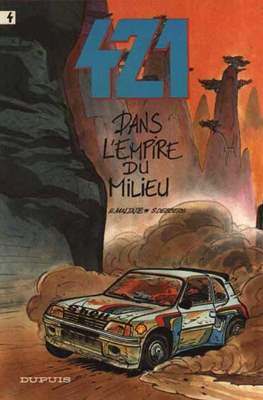 421 (Cartoné) #4