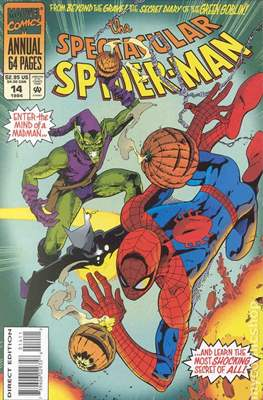 The Spectacular Spider-Man Vol 1 Annuals (Comic Book) #14