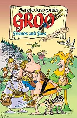 Groo Friends and Foes (Softcover 112 pp) #3
