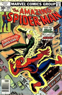 The Amazing Spider-Man Vol. 1 (1963-2007) (Comic-book) #168