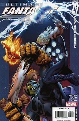 Ultimate Fantastic Four (Comic-Book) #29