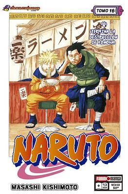 Naruto (Rústica) #16