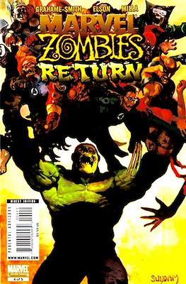 Marvel Zombies Return (Comic-Book / Digital) #4