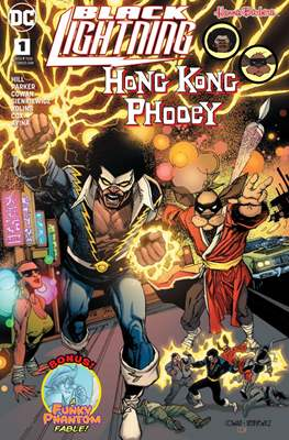 Black Lightning - Hong Kong Phooey Special