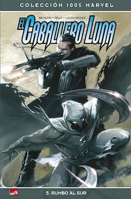 El Caballero Luna . 100% Marvel Vol. 1 (2007 - 2010) (Rústica con solapas.) #5