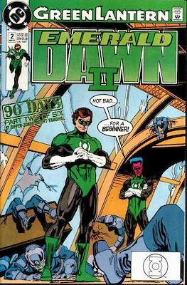 Green Lantern: Emerald Dawn II #2