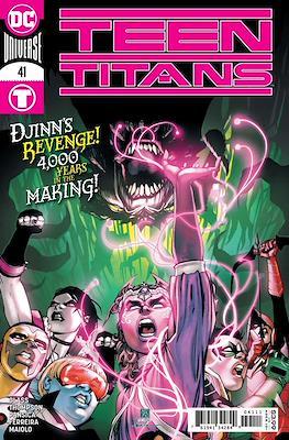 Teen Titans Vol. 6 (2016-) (Comic Book) #41