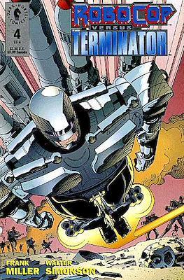 Robocop versus Terminator (Comic Book) #4