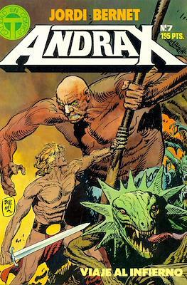 Andrax (Grapa 52 pp) #7