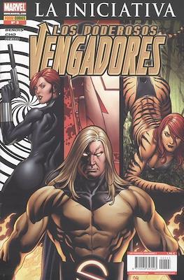 Los Poderosos Vengadores (2008-2011) (Grapa, 48 páginas.) #3
