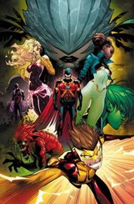 Teen Titans Vol. 5 (2014-2016) (Comic Book) #16