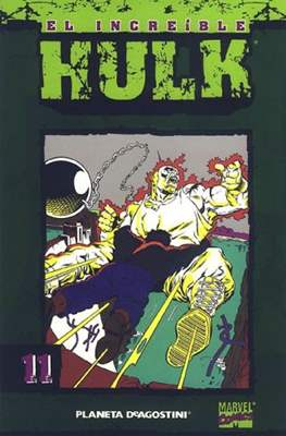 Coleccionable El Increíble Hulk #11