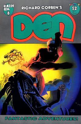 Den (Comic Book) #8