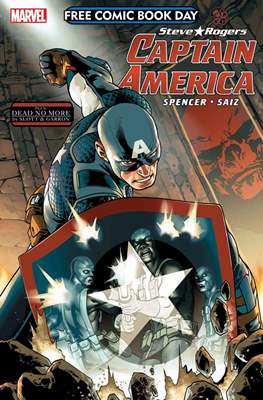 Steven Rogers Captain America - Free Comic Book Day