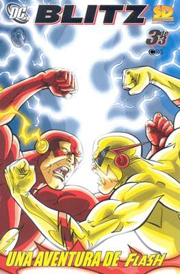 Blitz: Una aventura de Flash #3