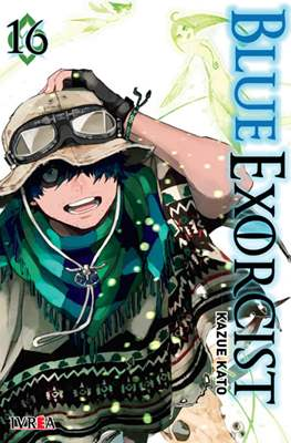 Blue Exorcist (Rústica) #16
