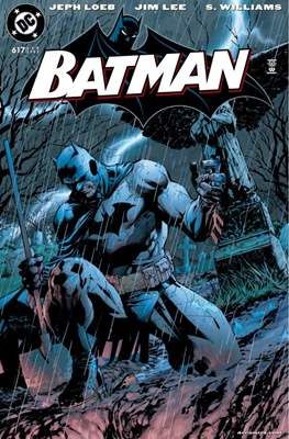 Batman Vol. 1 (1940-2011) (Comic Book) #617