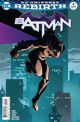 Batman Vol. 3 (2016- Variant Covers) (Comic Book) #4.1