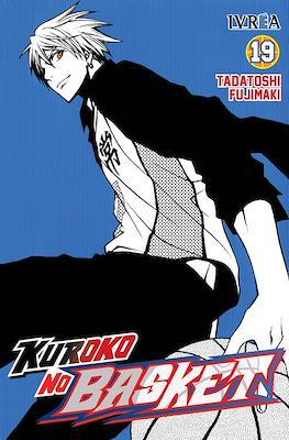 Kuroko no Basket (Rústica con sobrecubierta) #19