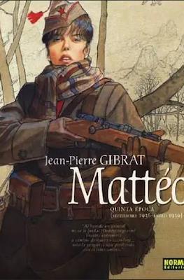 Mattéo (Cartoné) #5