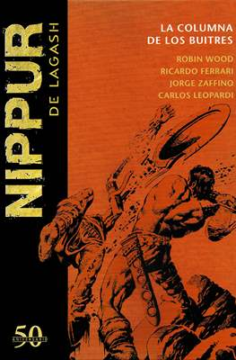 Nippur de Lagash. 50 Aniversario (Cartoné 90 pp, 21x29,5 cm) #25
