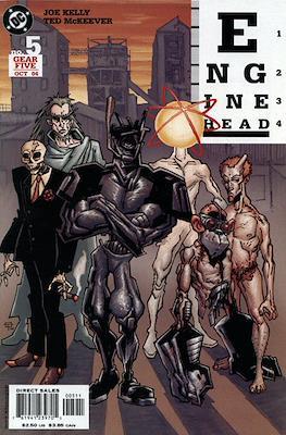 Enginehead (Comic Book) #5
