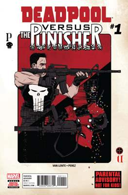 Deadpool versus The Punisher #1