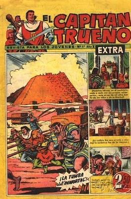 El Capitán Trueno Extra (Grapa, 40 páginas (1960-1968)) #27