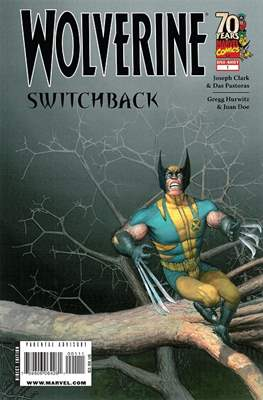 Wolverine : Switchback