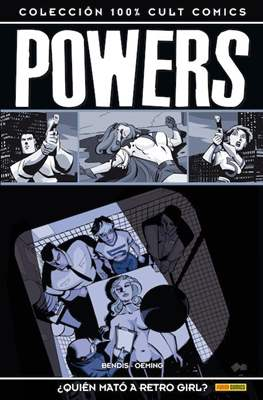 Powers. 100% Cult Comics (Rústica 128-240 pp) #1