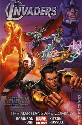 All New Invaders (Trade Paperback) #3