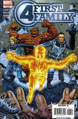 Fantastic Four: First Family (comic-book) #6