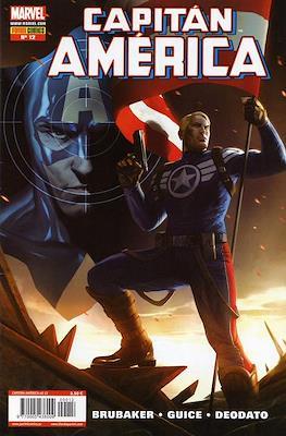 Capitán América Vol. 8 (2011-) (Grapa) #12