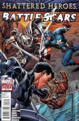 Battle Scars (Comic books 32 pags) #2